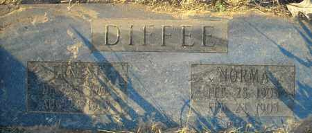 DIFFEE, ERNEST - Pulaski County, Arkansas | ERNEST DIFFEE - Arkansas Gravestone Photos
