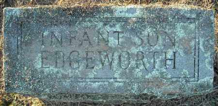 EDGEWORTH, INFANT SON - Pulaski County, Arkansas | INFANT SON EDGEWORTH - Arkansas Gravestone Photos