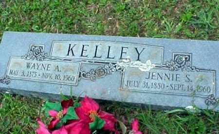 "PRICE KELLEY, SARAH JANE ""JENNIE"" - Pulaski County, Arkansas 