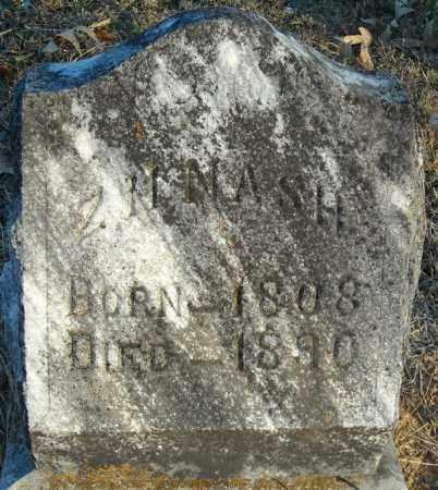 MASH, Z.H. - Pulaski County, Arkansas | Z.H. MASH - Arkansas Gravestone Photos