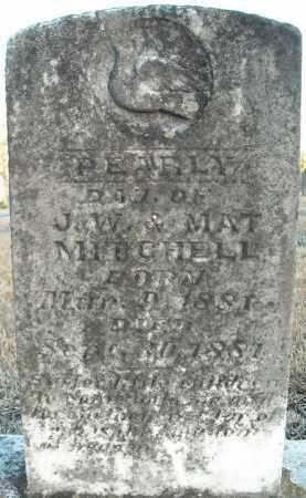 MITCHELL, PEARLY - Pulaski County, Arkansas   PEARLY MITCHELL - Arkansas Gravestone Photos