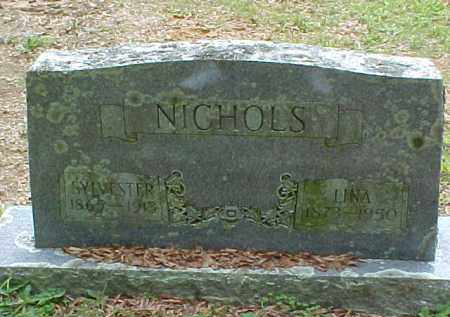 NICHOLS, SYLVESTER - Pulaski County, Arkansas | SYLVESTER NICHOLS - Arkansas Gravestone Photos