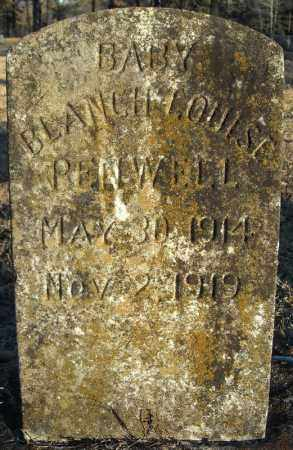 PENWELL, BABY BLANCH LOUISE - Pulaski County, Arkansas | BABY BLANCH LOUISE PENWELL - Arkansas Gravestone Photos