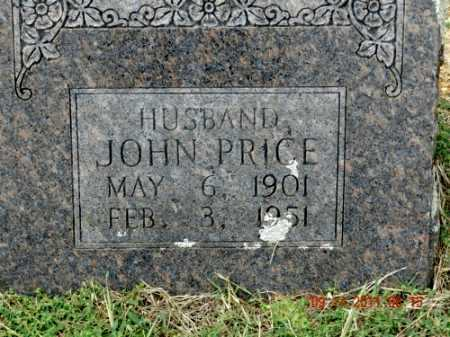 PRICE, JOHN - Pulaski County, Arkansas | JOHN PRICE - Arkansas Gravestone Photos