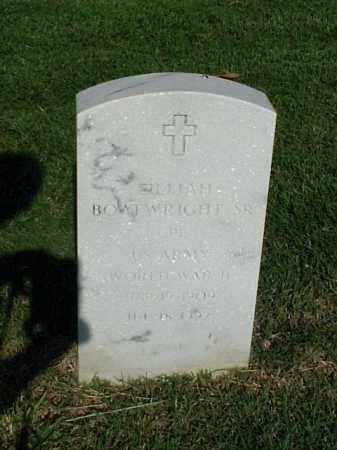 BOATWRIGHT, SR (VETERAN WWII), ELIJAH - Pulaski County, Arkansas | ELIJAH BOATWRIGHT, SR (VETERAN WWII) - Arkansas Gravestone Photos