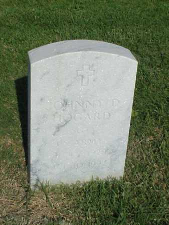 HOGARD (VETERAN), JOHNNY D - Pulaski County, Arkansas | JOHNNY D HOGARD (VETERAN) - Arkansas Gravestone Photos