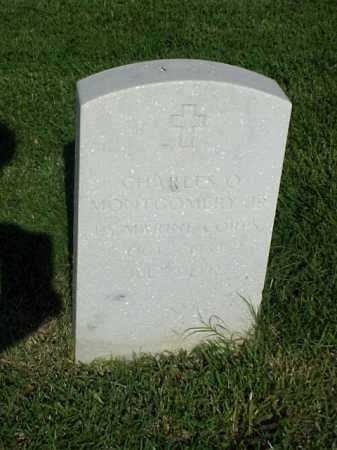 MONTGOMERY, JR (VETERAN), CHARLES O - Pulaski County, Arkansas | CHARLES O MONTGOMERY, JR (VETERAN) - Arkansas Gravestone Photos