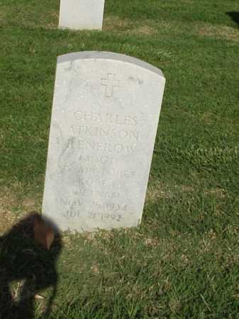 RENFROW (VETERAN 2 WARS), CHARLES ATKINSON - Pulaski County, Arkansas | CHARLES ATKINSON RENFROW (VETERAN 2 WARS) - Arkansas Gravestone Photos