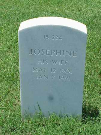 ABBOTT, JOSEPHINE - Pulaski County, Arkansas | JOSEPHINE ABBOTT - Arkansas Gravestone Photos