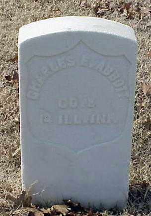 ABBOTT (VETERAN UNION), CHARLES E - Pulaski County, Arkansas | CHARLES E ABBOTT (VETERAN UNION) - Arkansas Gravestone Photos