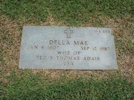ADAIR, DELLA MAE - Pulaski County, Arkansas | DELLA MAE ADAIR - Arkansas Gravestone Photos