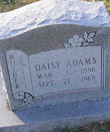 ADAMS, DAISY - Pulaski County, Arkansas | DAISY ADAMS - Arkansas Gravestone Photos