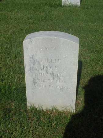 ADAMS, LILLIE MAE - Pulaski County, Arkansas | LILLIE MAE ADAMS - Arkansas Gravestone Photos