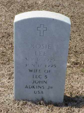 ADKINS, ROSIE LEE - Pulaski County, Arkansas | ROSIE LEE ADKINS - Arkansas Gravestone Photos