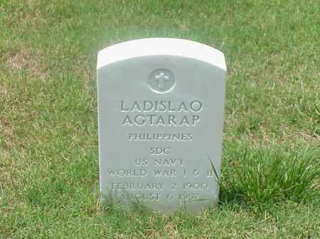 AGTARAP (VETERAN 2WARS), LADISLAO - Pulaski County, Arkansas | LADISLAO AGTARAP (VETERAN 2WARS) - Arkansas Gravestone Photos