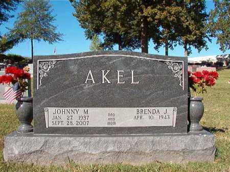 AKEL, JOHNNY M - Pulaski County, Arkansas | JOHNNY M AKEL - Arkansas Gravestone Photos