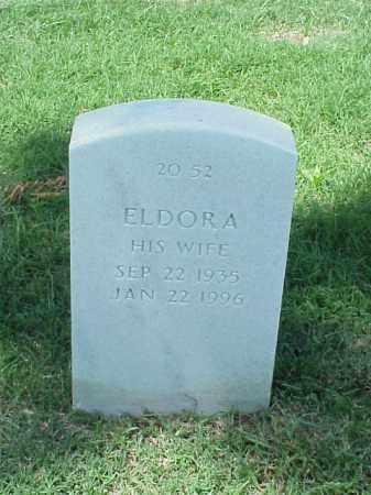 AKINS, ELDORA - Pulaski County, Arkansas | ELDORA AKINS - Arkansas Gravestone Photos