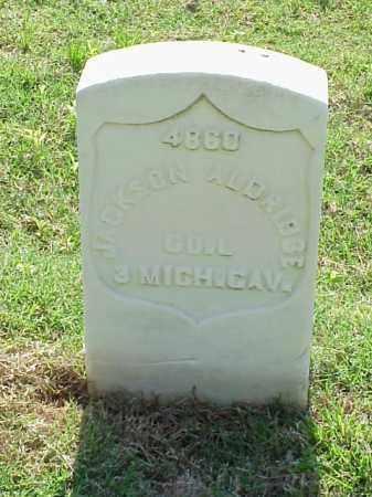 ALDRIDGE (VETERAN UNION), JACKSON - Pulaski County, Arkansas | JACKSON ALDRIDGE (VETERAN UNION) - Arkansas Gravestone Photos