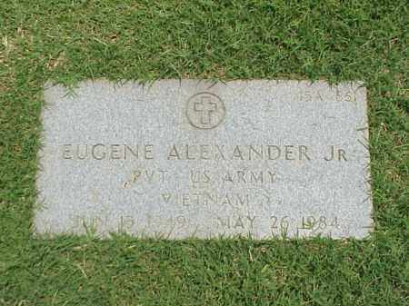ALEXANDER, JR (VETERAN VIET), EUGENE - Pulaski County, Arkansas | EUGENE ALEXANDER, JR (VETERAN VIET) - Arkansas Gravestone Photos
