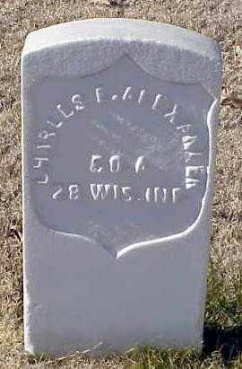 ALEXANDER (VETERAN UNION), CHARLES E - Pulaski County, Arkansas | CHARLES E ALEXANDER (VETERAN UNION) - Arkansas Gravestone Photos