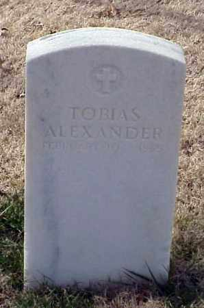 ALEXANDER (VETERAN UNION), TOBIAS - Pulaski County, Arkansas | TOBIAS ALEXANDER (VETERAN UNION) - Arkansas Gravestone Photos