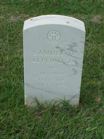 ALFORD, JR (VETERAN), SAMUEL D - Pulaski County, Arkansas | SAMUEL D ALFORD, JR (VETERAN) - Arkansas Gravestone Photos