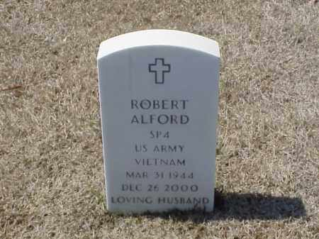 ALFORD (VETERAN VIET), ROBERT - Pulaski County, Arkansas | ROBERT ALFORD (VETERAN VIET) - Arkansas Gravestone Photos