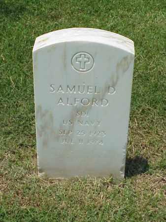 ALFORD (VETERAN VIET), SAMUEL DAVE - Pulaski County, Arkansas | SAMUEL DAVE ALFORD (VETERAN VIET) - Arkansas Gravestone Photos