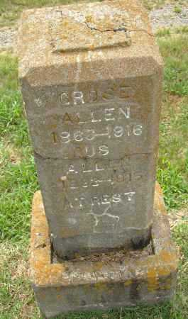 ALLEN, OUS - Pulaski County, Arkansas | OUS ALLEN - Arkansas Gravestone Photos