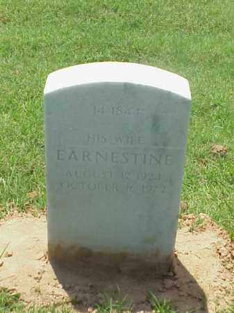ALLEN, EARNESTINE - Pulaski County, Arkansas | EARNESTINE ALLEN - Arkansas Gravestone Photos