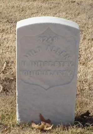 ALLEN (VETERAN UNION), MILO - Pulaski County, Arkansas | MILO ALLEN (VETERAN UNION) - Arkansas Gravestone Photos