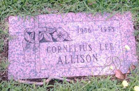 ALLISON, CORNELIUS LEE - Pulaski County, Arkansas | CORNELIUS LEE ALLISON - Arkansas Gravestone Photos