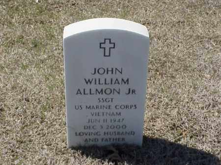 ALLMON, JR (VETERAN VIET), JOHN WILLIAM - Pulaski County, Arkansas | JOHN WILLIAM ALLMON, JR (VETERAN VIET) - Arkansas Gravestone Photos