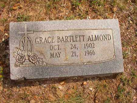 ALMOND, GRACE - Pulaski County, Arkansas | GRACE ALMOND - Arkansas Gravestone Photos