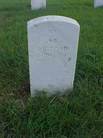 ALOWAY, VICTORIA - Pulaski County, Arkansas | VICTORIA ALOWAY - Arkansas Gravestone Photos