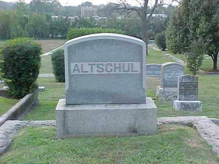 ALTSCHUL FAMILY STONE,  - Pulaski County, Arkansas |  ALTSCHUL FAMILY STONE - Arkansas Gravestone Photos