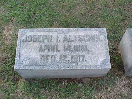 ALTSCHUL, JOSEPH I - Pulaski County, Arkansas | JOSEPH I ALTSCHUL - Arkansas Gravestone Photos