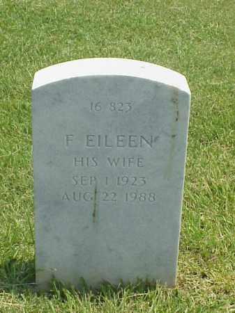 ANDERSON, F EILEEN - Pulaski County, Arkansas | F EILEEN ANDERSON - Arkansas Gravestone Photos