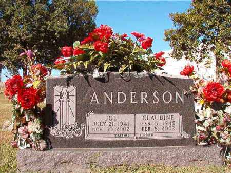 ANDERSON, JOE - Pulaski County, Arkansas | JOE ANDERSON - Arkansas Gravestone Photos