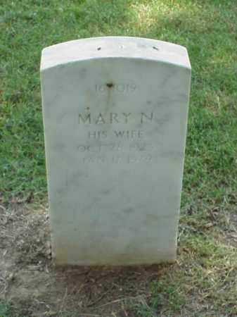 ANDERSON, MARY N - Pulaski County, Arkansas | MARY N ANDERSON - Arkansas Gravestone Photos