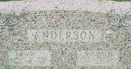 ANDERSON, SAM - Pulaski County, Arkansas | SAM ANDERSON - Arkansas Gravestone Photos