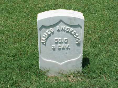 ANDERSON (VETERAN UNION), JAMES - Pulaski County, Arkansas | JAMES ANDERSON (VETERAN UNION) - Arkansas Gravestone Photos