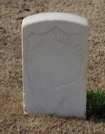 ANDERSON (VETERAN UNION), SAMUEL - Pulaski County, Arkansas | SAMUEL ANDERSON (VETERAN UNION) - Arkansas Gravestone Photos
