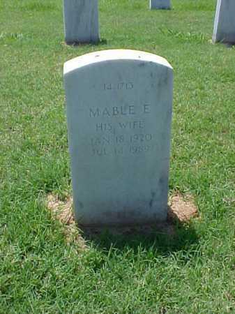 ANDREWS, MABLE E - Pulaski County, Arkansas   MABLE E ANDREWS - Arkansas Gravestone Photos