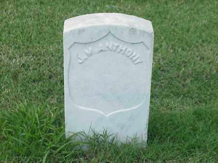 ANTHONY (VETERAN UNION), J M - Pulaski County, Arkansas | J M ANTHONY (VETERAN UNION) - Arkansas Gravestone Photos