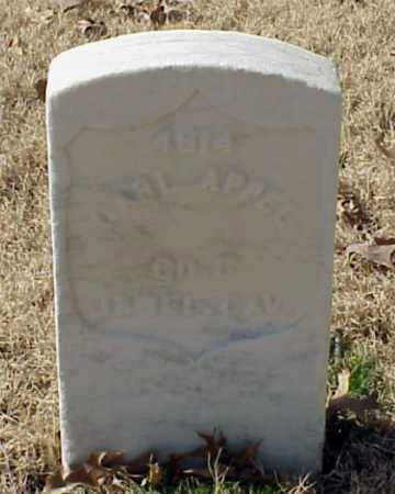 APPEL (VETERAN UNION), CARL - Pulaski County, Arkansas | CARL APPEL (VETERAN UNION) - Arkansas Gravestone Photos