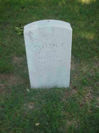 ARMON, EVELYN T - Pulaski County, Arkansas | EVELYN T ARMON - Arkansas Gravestone Photos