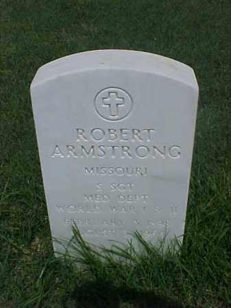ARMSTRONG (VETERAN 2WARS), ROBERT - Pulaski County, Arkansas | ROBERT ARMSTRONG (VETERAN 2WARS) - Arkansas Gravestone Photos