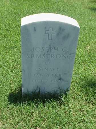 ARMSTRONG (VETERAN), JOSEPH G - Pulaski County, Arkansas | JOSEPH G ARMSTRONG (VETERAN) - Arkansas Gravestone Photos
