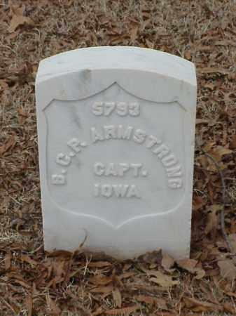 ARMSTRONG (VETERAN UNION), B C P - Pulaski County, Arkansas   B C P ARMSTRONG (VETERAN UNION) - Arkansas Gravestone Photos